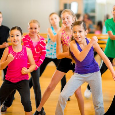 Recreatieve aerobic