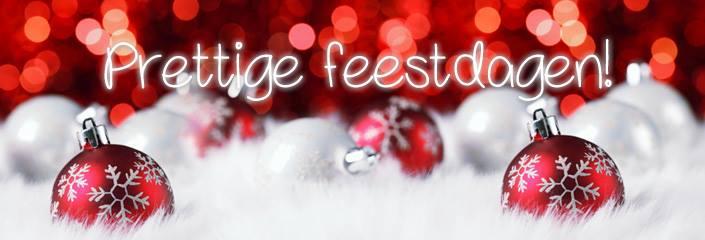 Sluitingsdagen kerst-periode