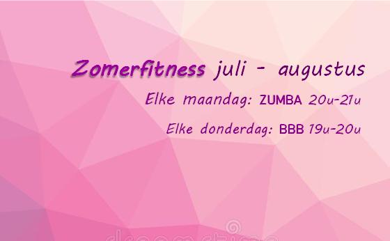 Zomer Fitness